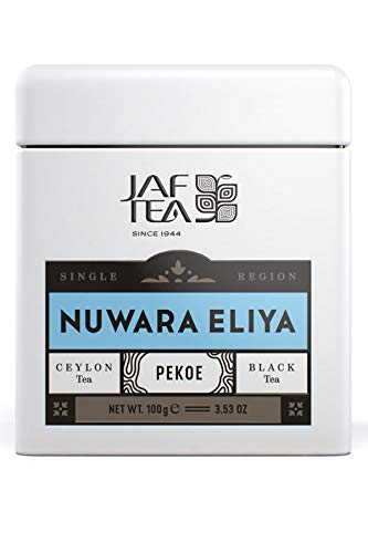JAF TEA Single Region - Nuwara Eliya Pekoe - Dose