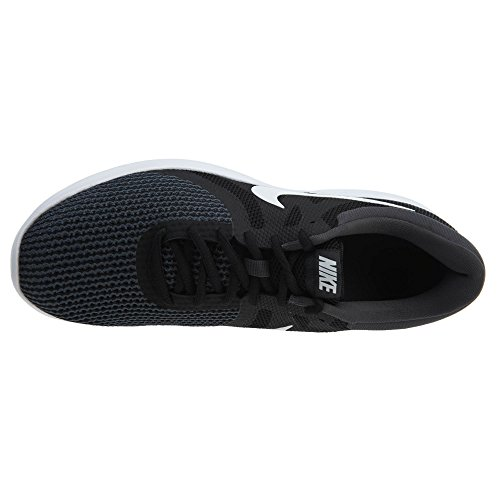 Nike Revolution 4, Chaussures de Running Compétition Homme, Multicolore (Black/White/Anthracite...