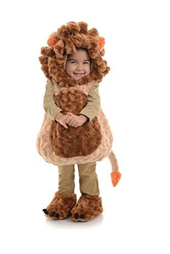 Underwraps Baby's Lion Costume, Brown, Medium (18-24 Months)