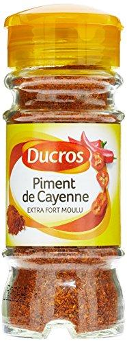 Ducros Especias Molida Cayena Vidrio 38