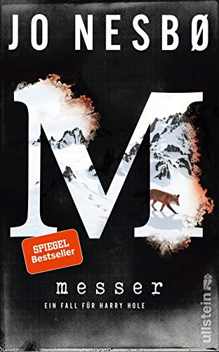 Messer: Ein Fall für Harry Hole (Ein Harry-Hole-Krimi, Band 12)