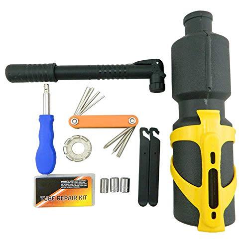 Y & Z Fiets Tool Set met Ketel Fles Toolbox Mountainbike Reparatie Gereedschap Multi Functionele Tool Kit Case te Repareren