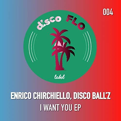 Enrico Chirchiello & Disco Ball'z