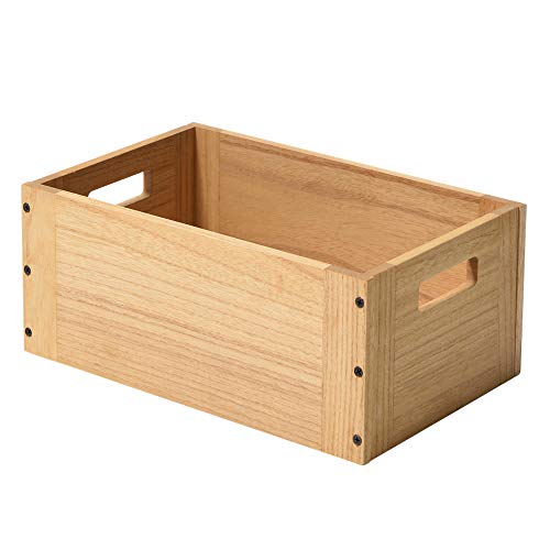 この方法ならワイン箱以外の箱でも代用できますね。Amazonなどの通販サイトには、軽量でおしゃれな木箱がたくさんあります。デザインや、ルーターのサイズに合わせて選んでみてください。