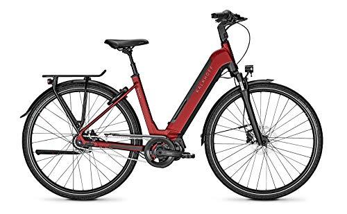 Kalkhoff Image 5.S Move Shimano Steps Elektro Fahrrad 2020 rot/schwarz (28