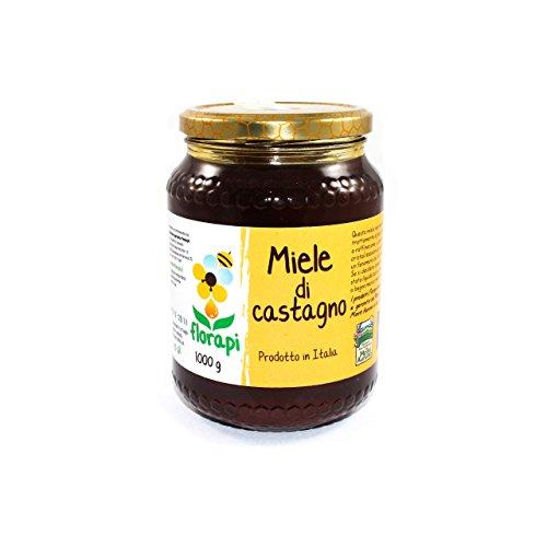 Miele Italiano di Castagno 1 kg - Produzione artigianale - Italia Spezie