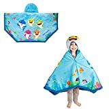 Franco Kids Bedding Super Soft and Cozy Snuggle Wrap Wearable Blanket, 55' x 31', Baby Shark