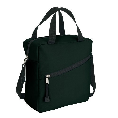 eBuy GB Sophisticated, Borsa frigo Unisex-Adulto, Nero, 22 x 24 x 10 cm