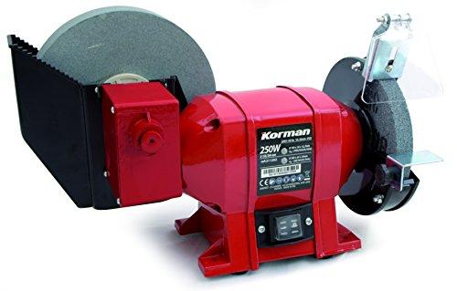 Korman 211202 Esmerilladora (250W-Ø 150mm)