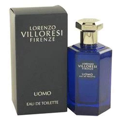 LORENZO VILLORESI Lorenzo Vill Uomo EDT Vapo 100 ml, 1er Pack (1 x 100 ml)
