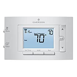 Emerson 1F83C-11PR Conventional (1H/1C) Programmable Thermostat