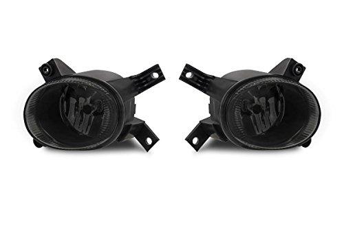 Preisvergleich Produktbild Nebelscheinwerfer Schwarz Smoke H11 Links + Rechts (Fahrzeugspezifisch)