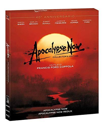 Apocalypse Now Redux Mediabook Limited Edition (40 Anniversario) [Blu-Ray] [Import]