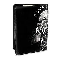 Black Sabbathブラック サバス カバン パスポートカバー 旅行パスポート パスポートケース パスポートバッグ パスポートホルダー 多機能 航空券 スキミング防止