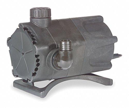 Little Giant WGP-95-PW Pump, 11 in. L, 6.35 in. W, 8-7/64 in. H