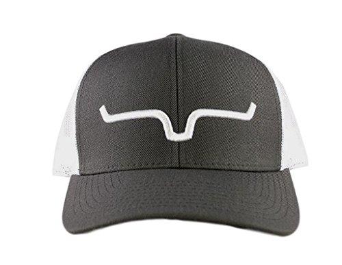 Kimes Ranch Men's Weekly Trucker Cap Charcoal One Size