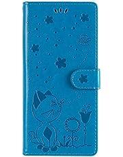 Samsung Galaxy S10 Plus Funda,Samsung Galaxy S10 Plus Piel Billetera Magnética Bumper Protector TPU Suave Silicona Flip Cover con Ranura para Tarjetas Carcasa Samsung Galaxy S10 Plus