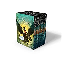 Best Toys for 13 Year Old Boys-Percy Jackson & Olympians Paperback Set