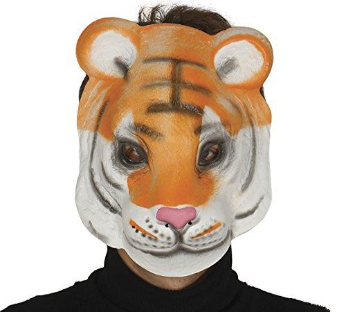 Guirca- Careta Tigre Goma eva infantil, u (2474.0)