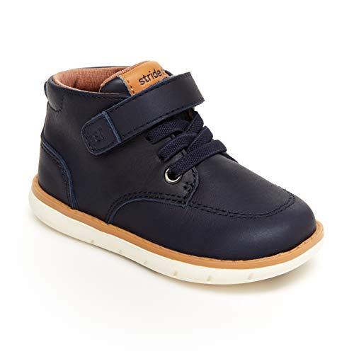 Stride Rite Baby Boys SRT Quinn Sneaker, Navy, 4.5 Infant