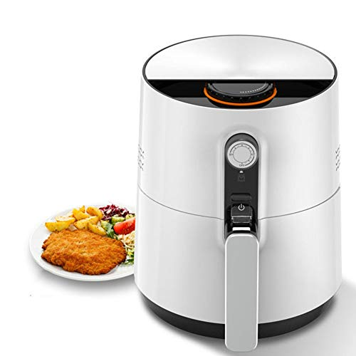 Air Fryer 3.6L Oil Free 1500W Fast Frying Fryer with Rapid Air Flow Circulation, Non-Slip Feet and Over Heat Protection Low Fat Cooking The Best Tool for Home Cooking