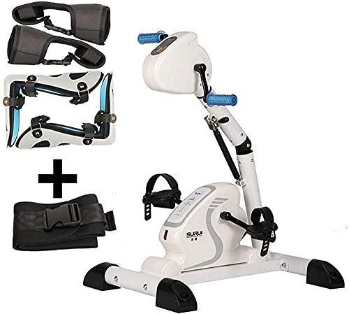 Reclutamiento con Resistencia Máquina de rehabilitación eléctrica Pedal Interior Fitness Equipos para Personas Mayores y Ancianos * 1-C