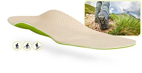 myVALE myVALE Sports Trekking Comfort plus Sporteinlage Einlegesohle maßgefertigt nach dem eigenen Fußabdruck