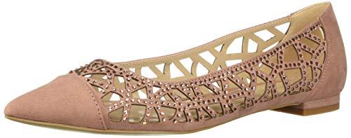 Athena Alexander Women's Andover Sneaker, Blush Suede, 8.5 M US