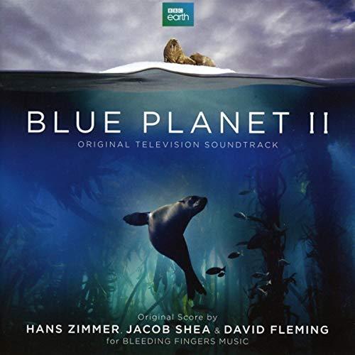 Blue Planet II - Original Television Soundtrack [Vinyl-LP]