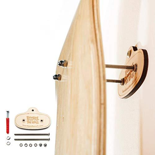 Wandhalterung für Skateboard, Deck – vertikal V2