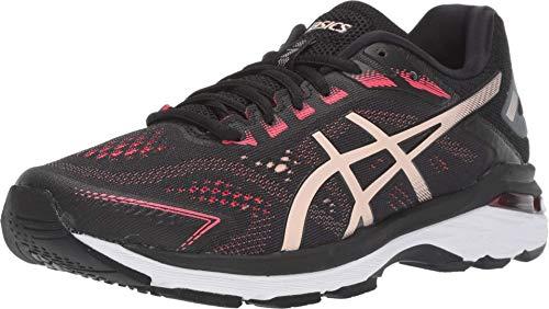 ASICS GT-2000 7 Women's Running Shoes, 7M, Black/Breeze