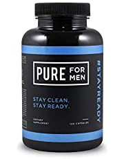 Pure for Men Veganistische vezels, 120 capsules