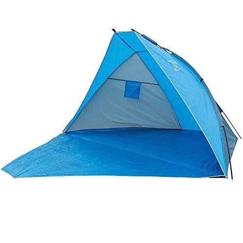 namiot plażowy zamykany decathlon