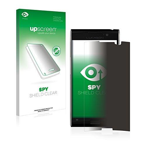 upscreen Anti-Spy Blickschutzfolie kompatibel mit Lumigon T3 Privacy Screen Sichtschutz Bildschirmschutz-Folie