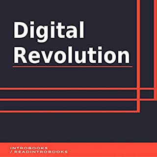 Digital Revolution audiobook cover art
