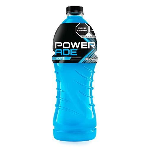 Powerade ION4, Sabor Moras, 6 Pack - 1 litro/botella