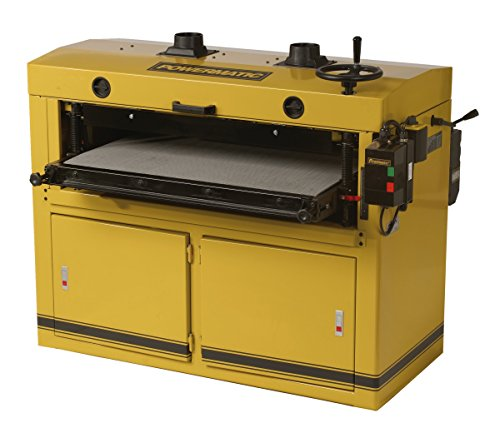 Find Discount Powermatic 1791320 Model DDS-237 37-Inch 7-1/2 HP 1-Phase Dual Drum Sander