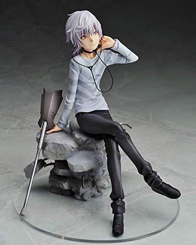 Toaru Majutsu No Index A Certain Magical Accelerator Anime japonés Colección de figuras de acción Juguete de regalo Modelo de PVC Adorno de escritorio Regalo 17cm