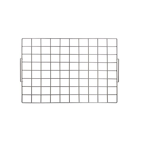 "Sheet Cake Marker Rectangular Full Size 80-Piece Stainless Steel - 21"" L x 17"" W x 1 1/2 H"