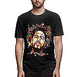 Tupwaid J-Cole KOD T-Shirt for Men Black