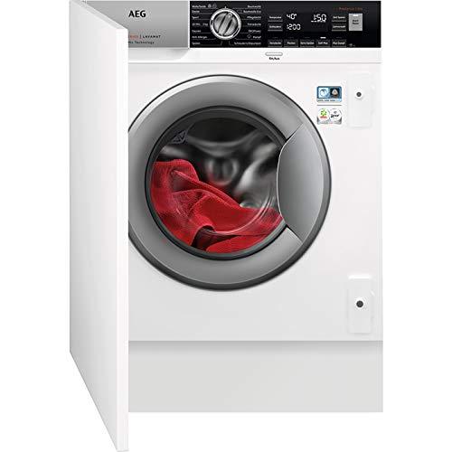 L8FEI7480, Einbauwaschmaschine, A+++, 8kg, 1400 U/min