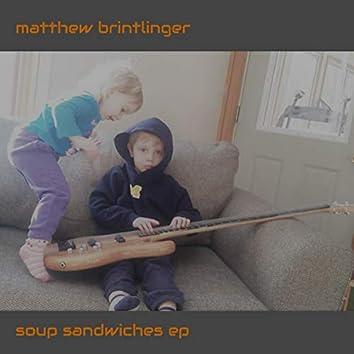Soup Sandwiches EP