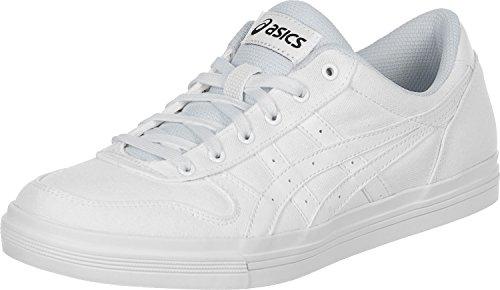 Asics Aaron Unisex Sneaker Farbe: Weiß (0101); Größe: EUR 36 | US 4 | UK 3