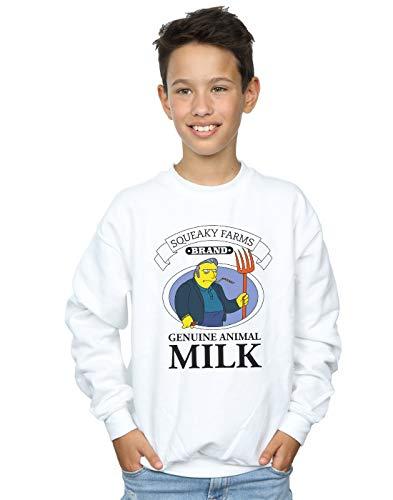 Absolute Cult Pennytees Girls Squeaky Farms Sweatshirt