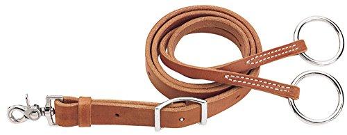 Weaver Leather Ledertrainingsgabel, Gurtbefestigung
