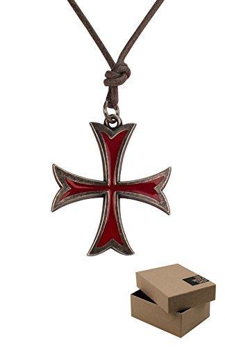 Ubi Workshop Assassin's Creed Syndicate Templar Amulet Necklace Official Ubisoft Collection