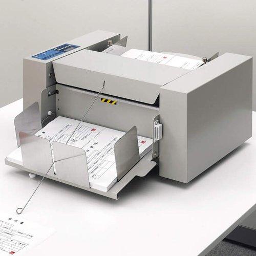 ライオン事務器 自動 ミシン目カッター きりとれーる LP-117 60Hz地域用