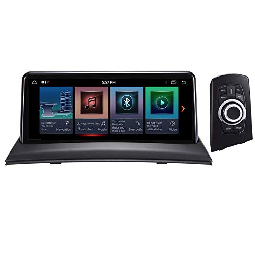 Android 7.1 2GB RAM 32GB ROM GPS USB SD WI-FI DAB+ OBD2 Bluetooth Navigationssystem kompatibel mit BMW X3 E83 2004 2005 2006 2007 2008 2009 ohne Monitor des Herstellers