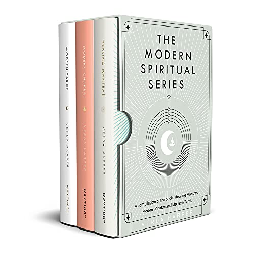 The Modern Spiritual Series: A compilation of the books Healing Mantras, Modern Chakra and Modern Ta