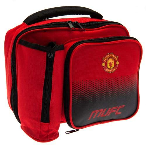 Manchester United F.C.. Fade Lunch Bag Official Merchandise